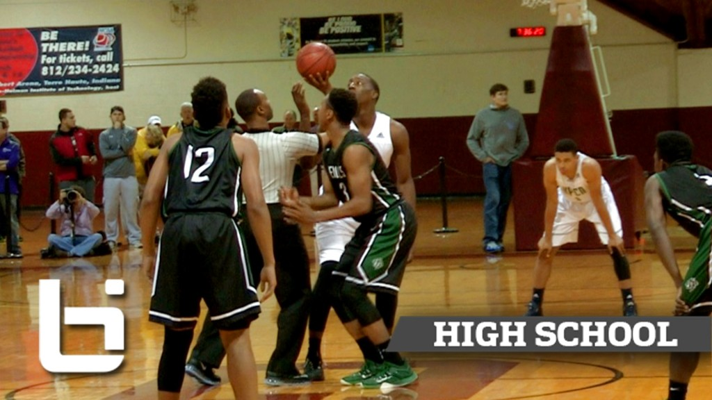 No. 41 Greensboro Day TAKES DOWN No. 23 High Point Christian in DRAMATIC FINISH!