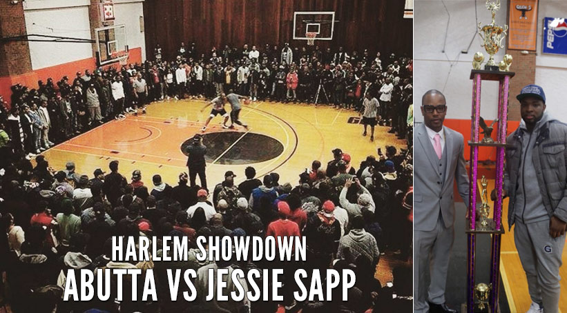 Jessie Sapp Destroyed 'Whole Lotta Game' In An Epic 1-on-1 Game at Gauchos Gym
