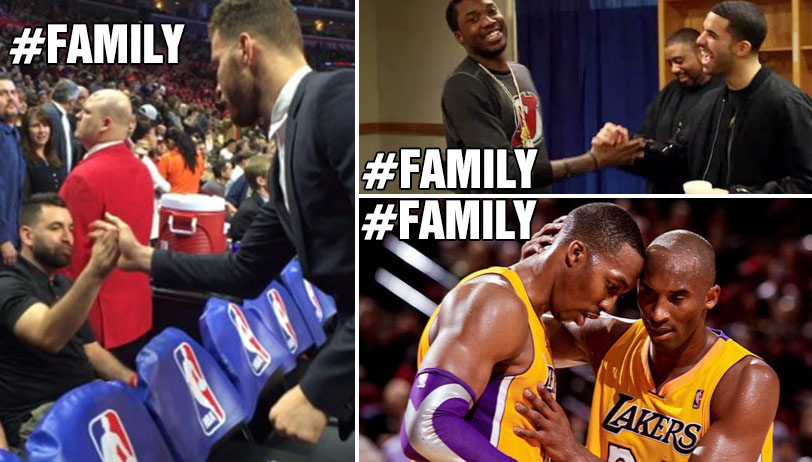 15 Funniest Responses To the Clippers #FAMILY Tweet With Blake Griffin & The Trainer He Punched
