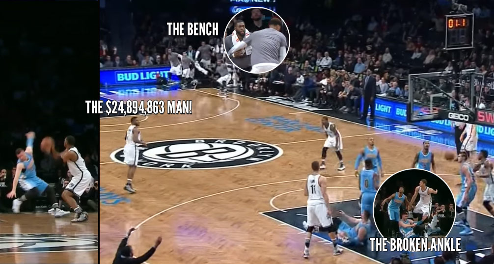 Joe Johnson Broke Some Ankles, Also Hit Another Buzzer Beating Game Winner