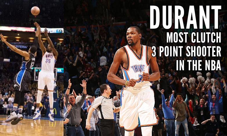 Kevin Durant Is The Most Clutch Player Today, Crosses Tobias Harris & Hits The Game-Winning 3