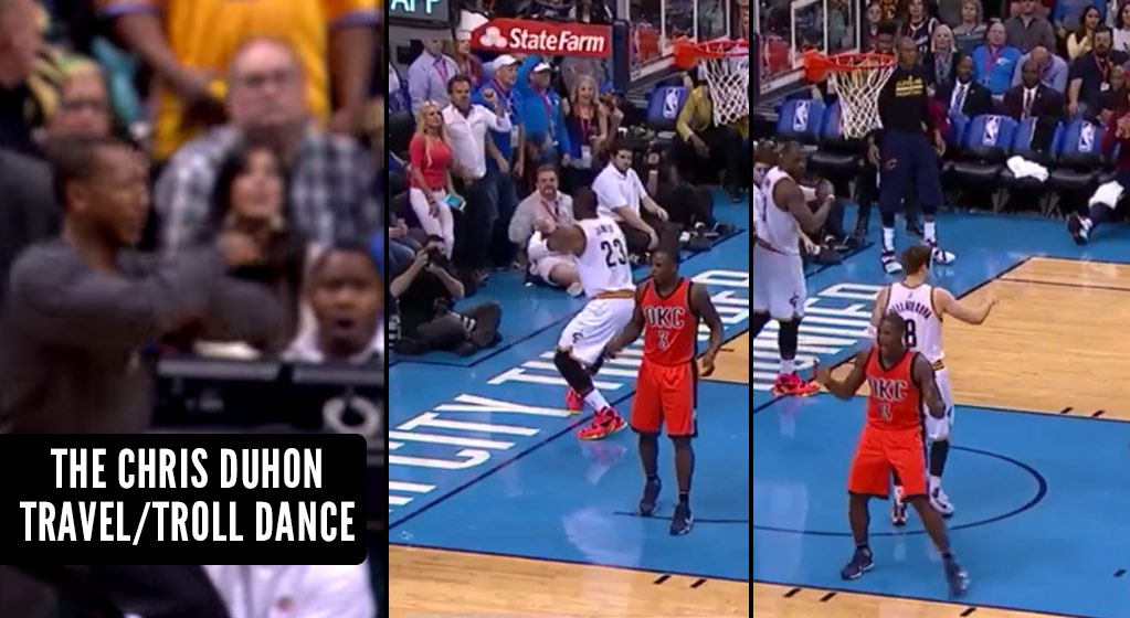 Dion Waiters Had 1 Very Forgettable 3rd Quarter (& Game) vs the Cavs