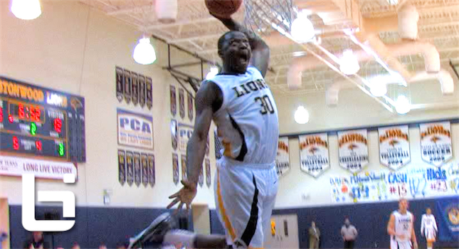 Throwback! LA Laker Julius Randle Drops 47PTs in High School!