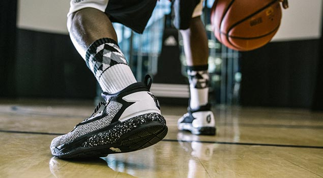 "adidas and Damian Lillard Tune out the Noise with D Lillard 2 ""Static"""
