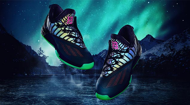 adidas Unveils James Harden Crazylight Boost 2.5 PE All-Star