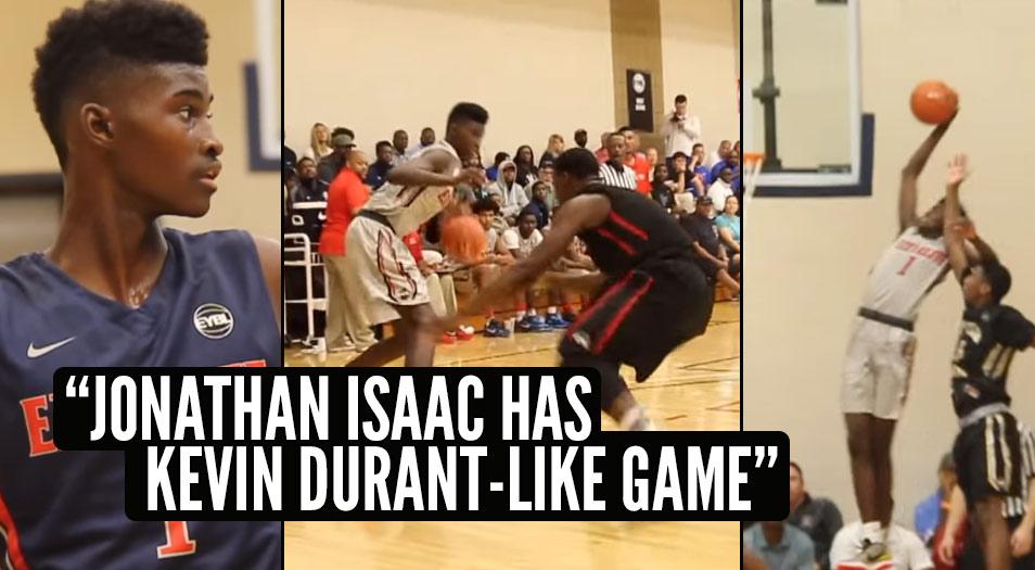 FSU Commit Jonathan Isaac Considering Entering The 2016 NBA Draft