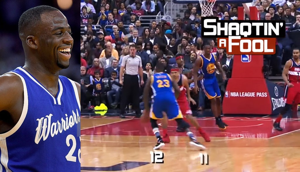 Shaqtin' A Fool (2.11.16) Draymond Green Gets Away With A 12-Step Travel!