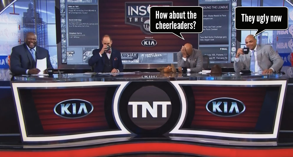 Charles Barkley Goes On A Hilarious Epic Rant About The Phoenix Suns