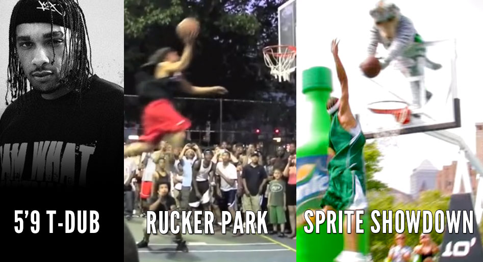 Remembering When 5'9 Dunk Legend T-Dub Ruled The Internet