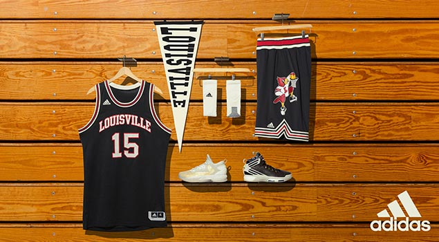 adidas Introduces College Basketball Uniforms to Honor Black History Month