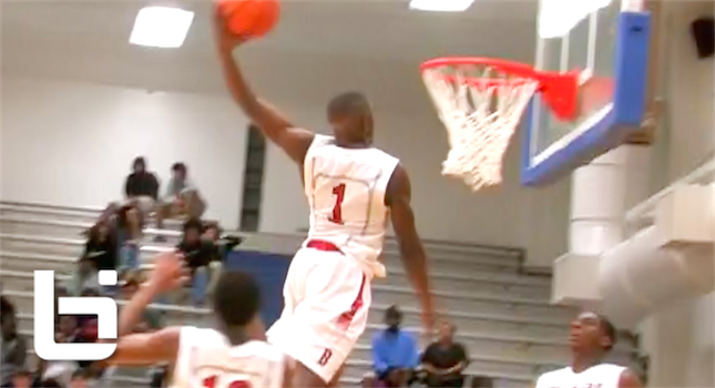 Ballislife South TOP PLAYS of January! Dunks on Dunks!