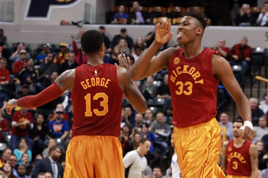 Rookie Sensations: Myles Turner Wins Duel With Kristaps Porzingis