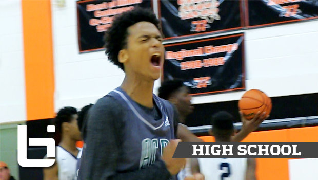 Alonzo Verge is Ruthless No Matter the Setting! 2017 PG Ballislife Mixtape