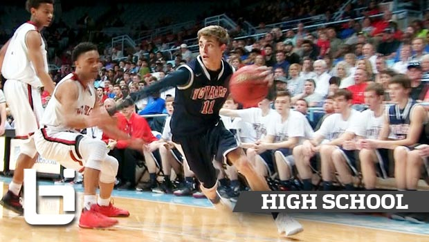 Chance Greene Goes STEPH CURRY MODE in the #HoopState