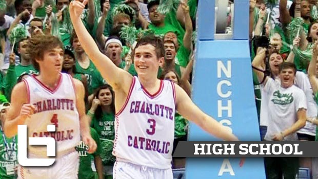 Unlikely Hero Emerges as NCHSAA Champions Crowned in #HoopState Finale