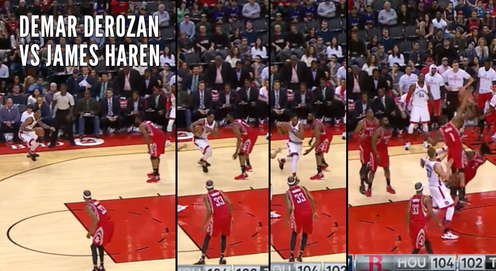 James Harden Was Once Again Great On Offense & Horrible on Defense