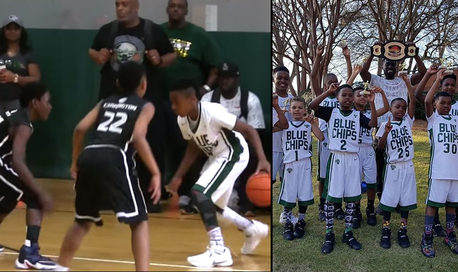 LeBron James Jr & Bryce Maximus Getting Buckets & Winning More Championships