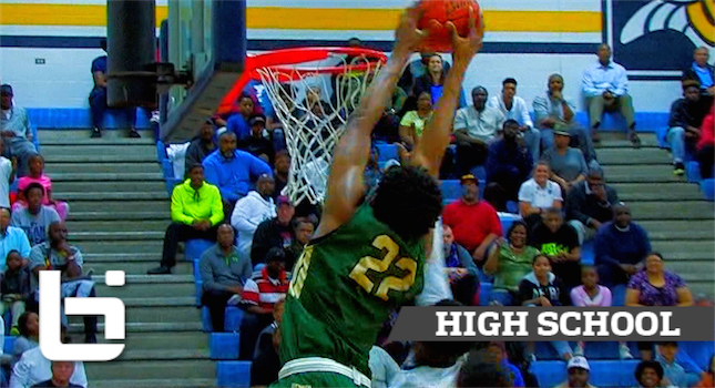 "6'10"" Marques Bolden The Best Big Man In The Country? Ballislife Official Senior Mixtape!"