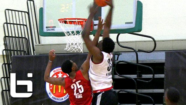 McDonald's All American Put on a Dunk Clinic! Malik Monk, Miles Bridges & More! Day 1 Highlights