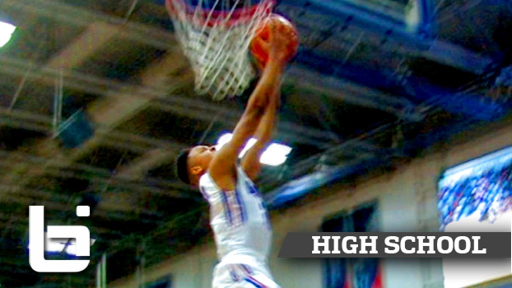 Markelle Fultz REVERSE Jam & Anwar Gill POSTER Headline WCAC February Top Plays!