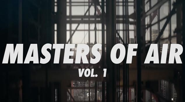 Nike SNKRS Presents: Masters of Air, Vol. 1