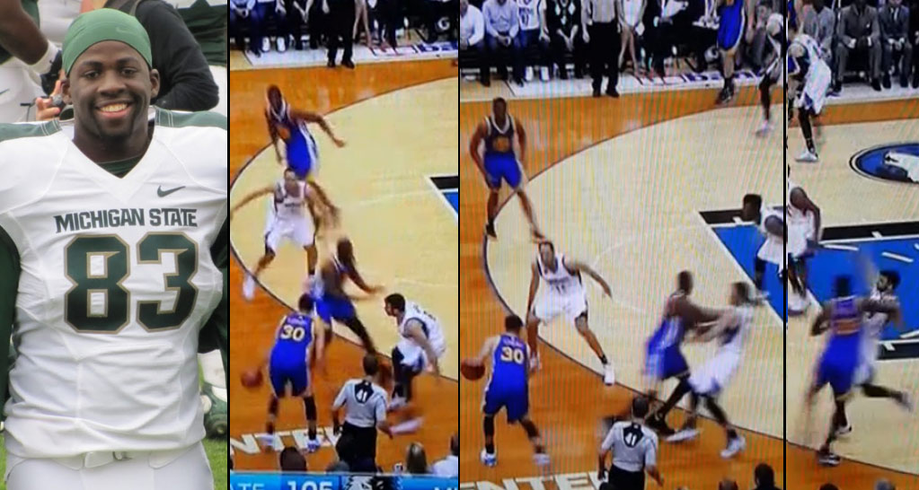 Does Draymond Green & The Warriors Get Away With A Lot Of Illegal Screens?