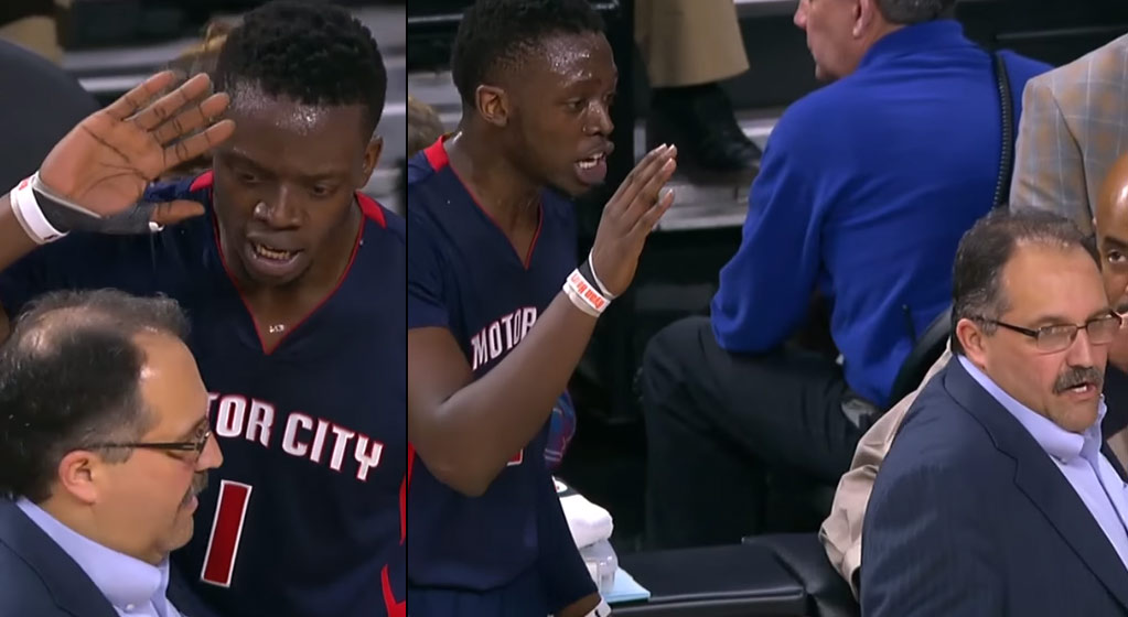 Reggie Jackson Really Really Wanted A High-Five From Coach Van Gundy