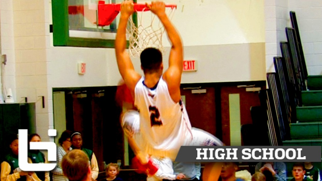 You CAN'T OUTWORK Grant Williams; Future Tennessee Vol Senior Mixtape!