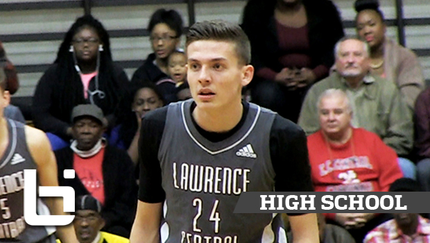 Indiana POY Kyle Guy is the BEST SHOOTER! UVA Bound All American Guard Ballislife Mixtape!