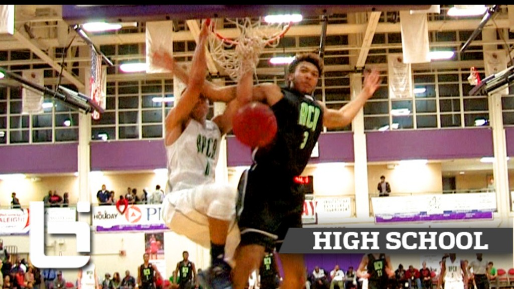 Is Ty Graves the SHIFTIEST Guard in the #HoopState? BC Signee Senior Mix!