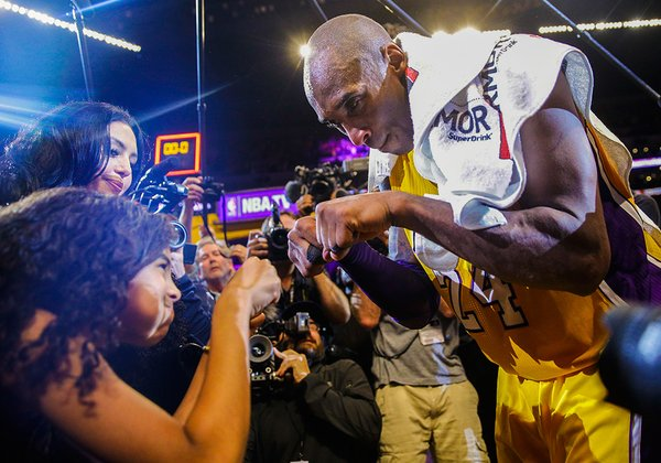 I Still Can't Believe I Witnessed Kobe Bryant Score 60 Points In His Final NBA Game