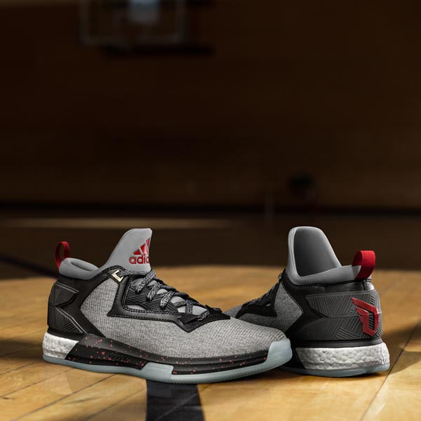 premium selection 54c3d 088cd adidas and Damian Lillard Stay Ready with Latest D Lillard 2