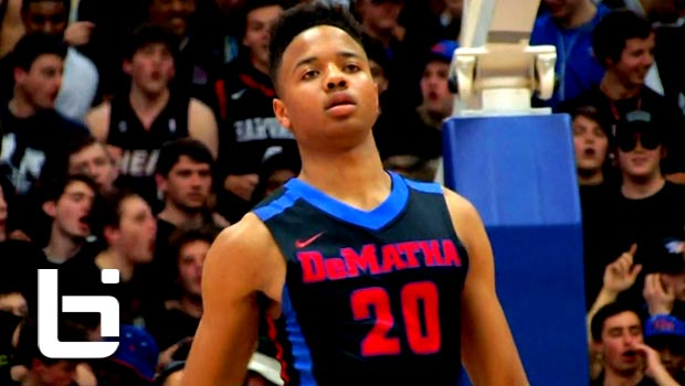 Markelle Fultz is the DMV's Next Lottery Pick; Senior Year Mixtape!