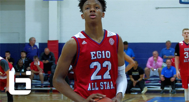 Romeo Langford & Jaylen Hands Put On a Show At Adidas Dallas! Recap