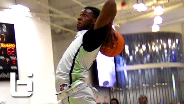 TOP 2017 PG Trevon Duval Headlines UAA New York! Event Mixtape!