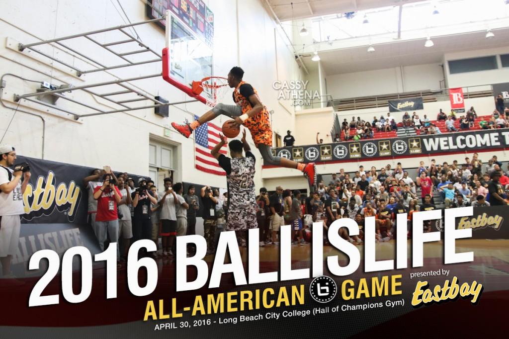 Ballislife All-American Game Dunk Contest Flashbacks: Nick Johnson to Zach LaVine to Derrick Jones