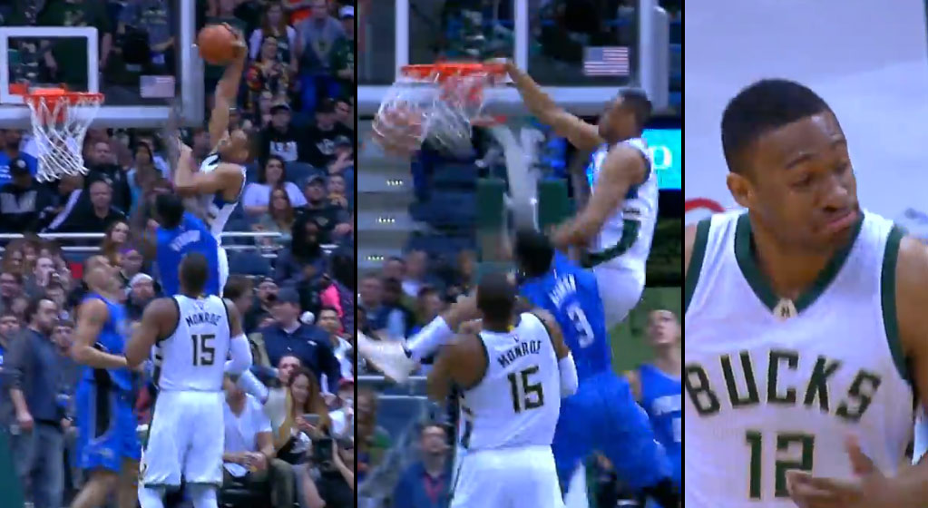 Jabari Parker Was Unstoppable vs ORL, Makes DeWayne Dedmon a Dead Mon!