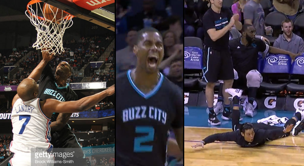 """Commentator Says """"Turning Back The Clocks"""" After 29 Year Old ... Jeremy Lin Dunk In Middle School"""