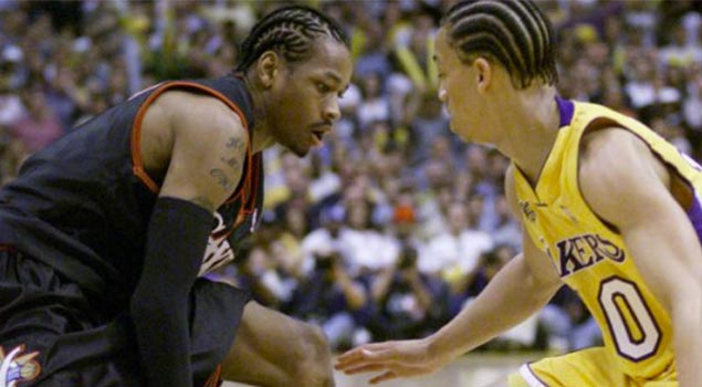 100 Crossovers with Allen Iverson