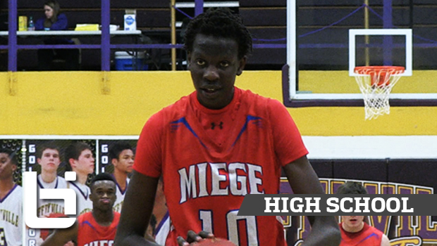 6'11 16 year old Bol Bol: Unmatched Length + Rare Skill Set!
