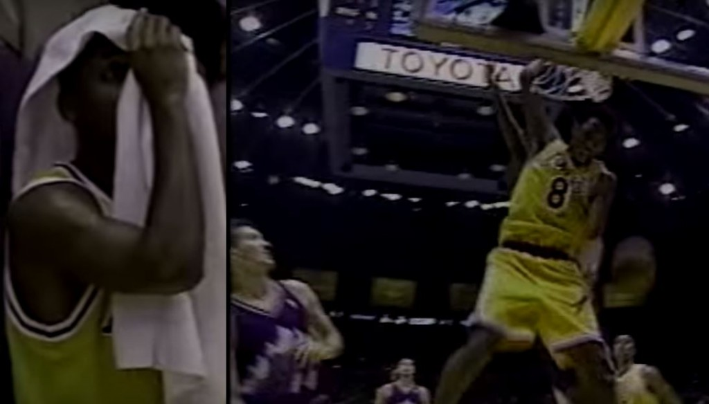 Kobe Bryant's Revenge Game vs the Jazz, 1st GM Since The Airball Game