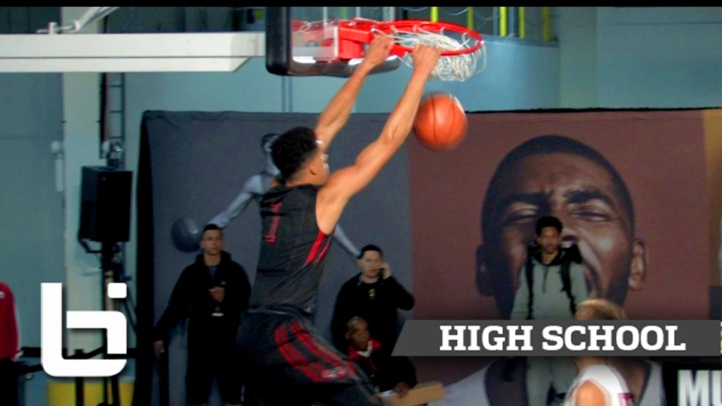 Michael Porter & Trae Young Go UNDEFEATED in Brooklyn! EYBL Raw Highlights