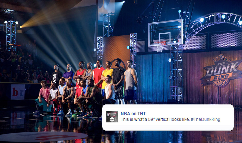 The Best Moments From 'The Dunk King' EP1: Nobody Has A 59″ Vert!