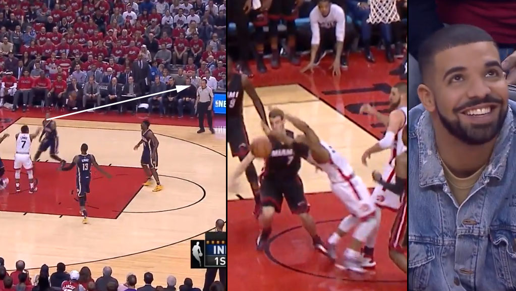 Kyle Lowry Makes 2 Appearances In The Latest Shaqtin' A Fool (5.4.16)