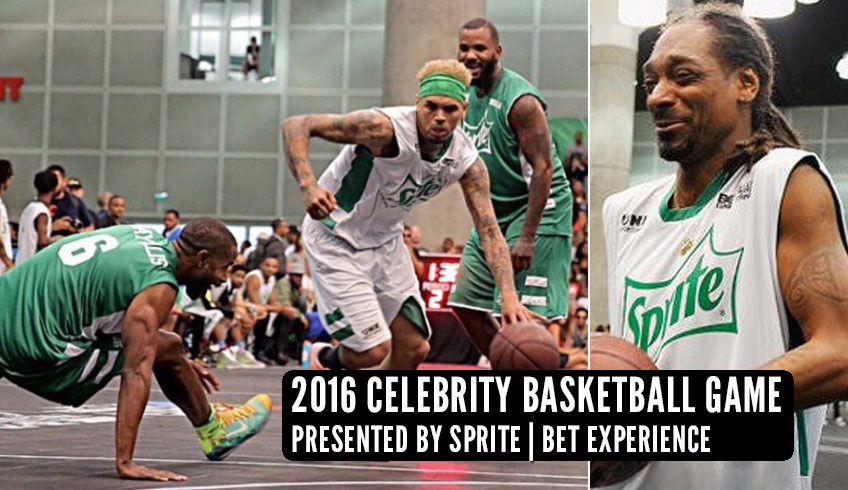 Preview: BET Experience Celebrity Basketball Game Presented By Sprite