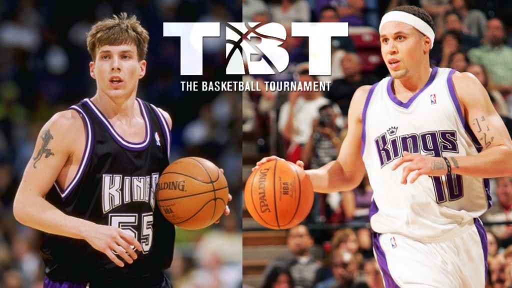 Jason Williams & Mike Bibby Teaming Up To Compete in $2 Million 'The Basketball Tournament'