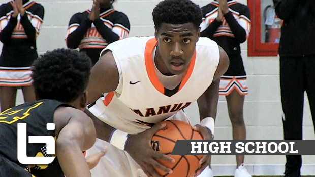 Physical, Athletic 6'3 Da'Monte Williams is a Natural! New Ballislife Mixtape