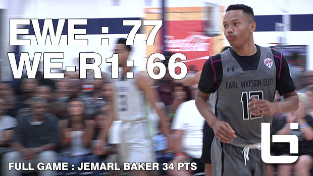 Top 2 Teams Battle in LA @UAA; Jemarl Baker Scores 34 PTS