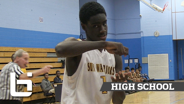 9th Grader Kahlil Whitney Looking To Be Chicago's Next Breakout Star!