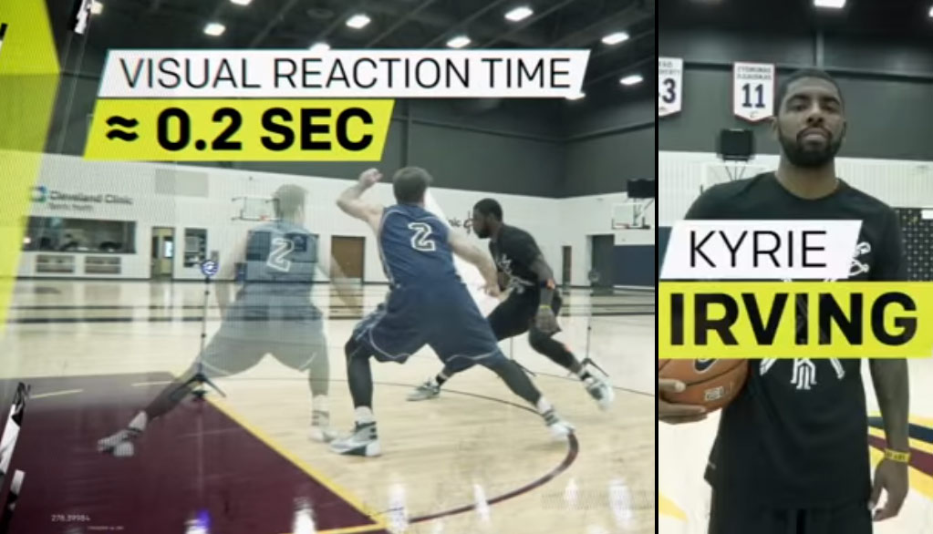 ESPN Sports Science Breaks Down Kyrie Irving's Insane Quickness